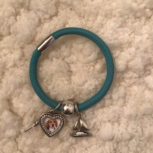 Brighton Magnetic Bracelet with charms